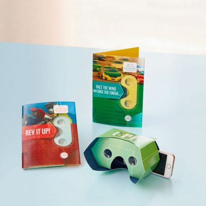 Hallmark Virtual Reality Cards for Father's Day