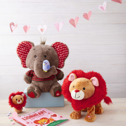 Valentine's Day Plush 2018
