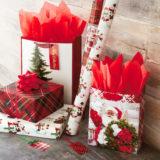 Classic Christmas Gift Wrap
