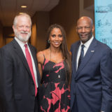 United Way '17 Kickoff with Dave Hall, Holly Robinson Peete and Brent Stewart