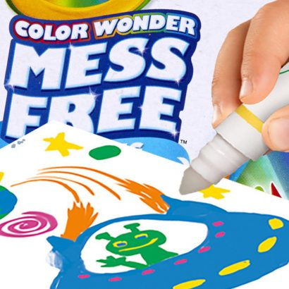 Mess Free Coloring