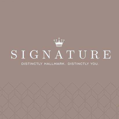 Hallmark Signature Logo