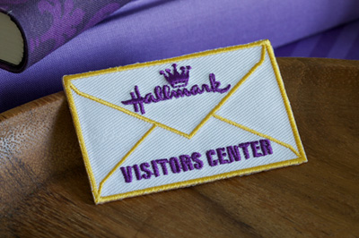 Hallmark Visitor Center Scout Badge
