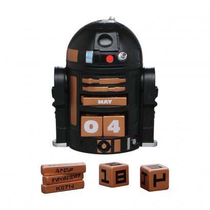 Imperial R2-Q5™ droid perpetual calendar