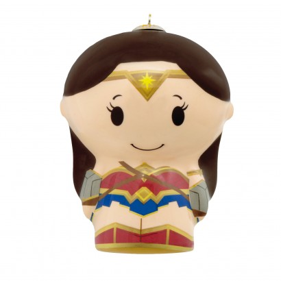 WONDER WOMAN™ movie itty bittys® Christmas ornament