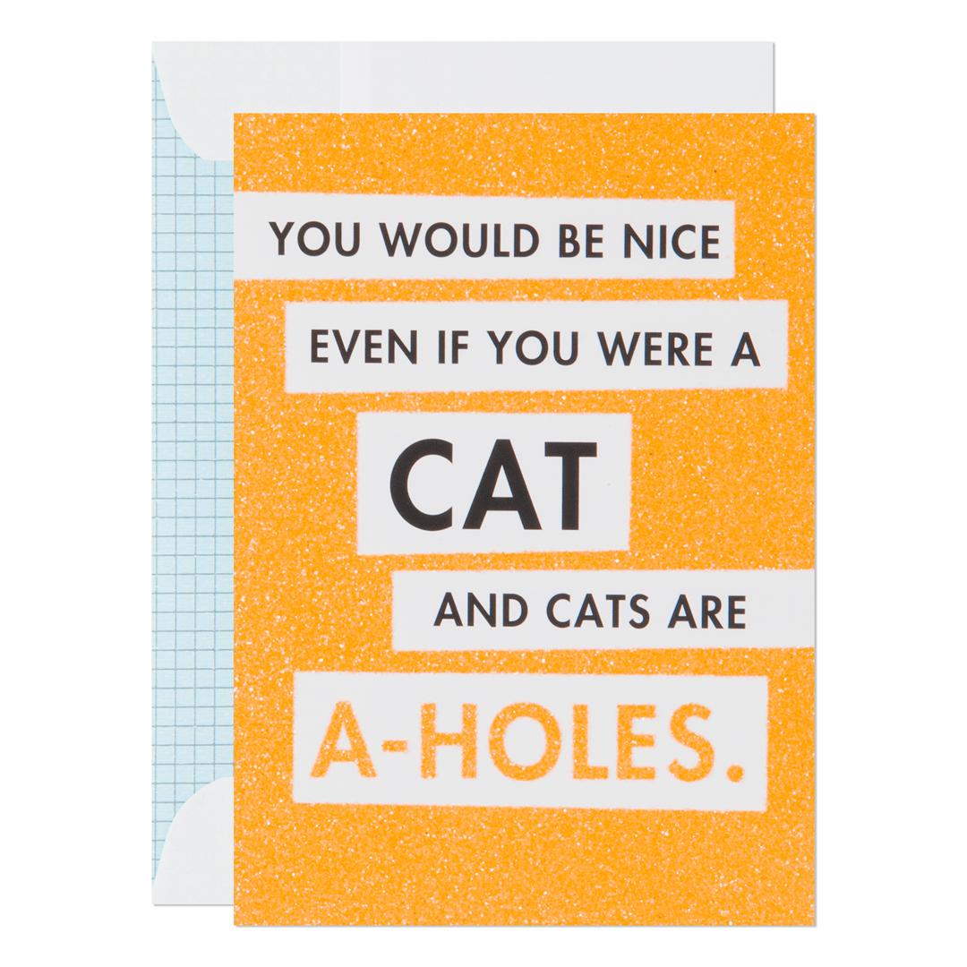 2017 LOUIE Award Winner – Studio INK Friendship Encouragement Humor Card