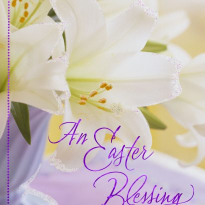 An Easter Blessing Easter Card