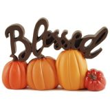 Blessed Pumpkins Figurine