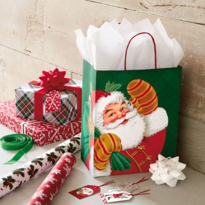 Bundle Basics Holiday Gift Wrap