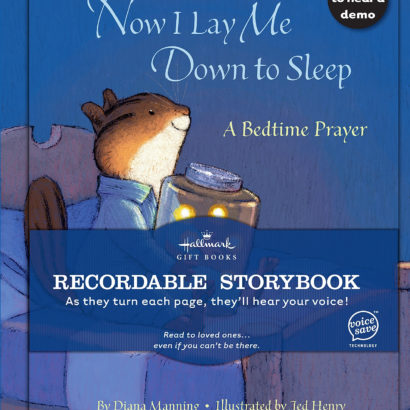 """Now I Lay Me Down to Sleep: A Bedtime Prayer"" Hallmark Recordable Storybook"
