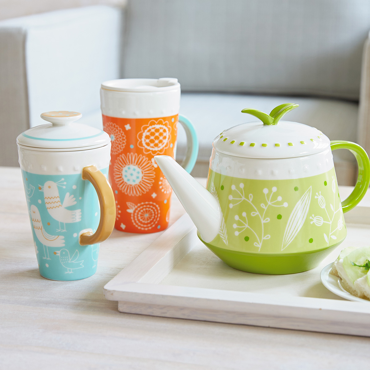 Crafters & Co. Tea Timing