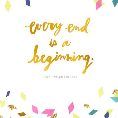 Hallmark Signature - Beginnings Graduation Card