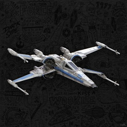 T-70 X-Wing Fighter™ Keepsake Ornament