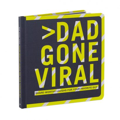Dad Gone Viral Gift Book