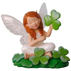 Good Luck Fairy Friendly Fairies Ornament