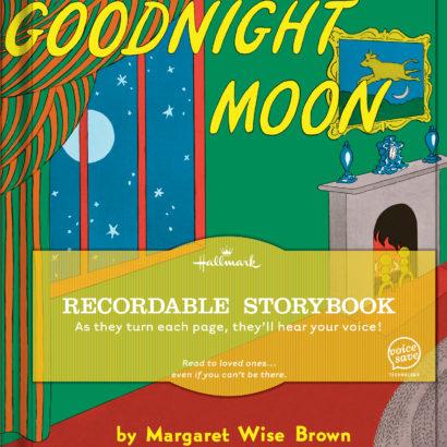 """Goodnight Moon"" Hallmark Recordable Storybook"