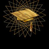 Hallmark Signature - Graduation Cap Card