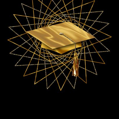 Hallmark Signature - Graduation Cap Card