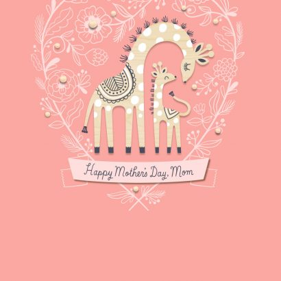 Signature - Happy Mother's Day, Mom Card