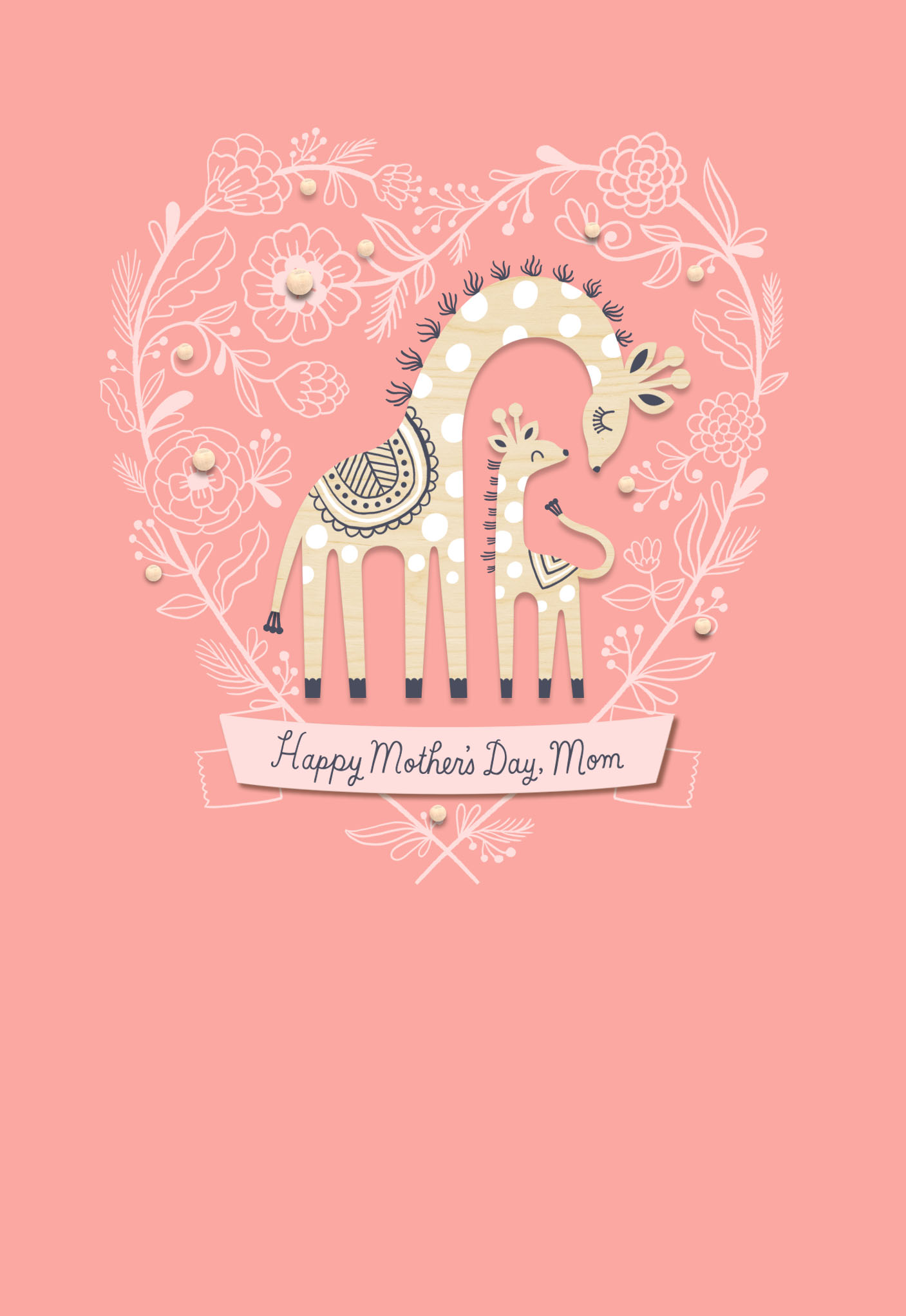 Signature – Happy Mother's Day, Mom Card