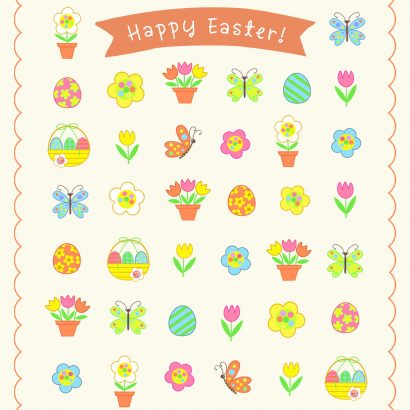 Easter Niceness Easter Card