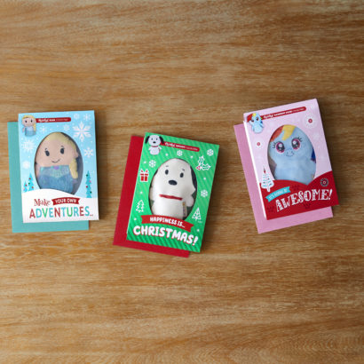 Itty Bitty Christmas Greeting Cards