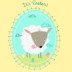 Woolly Wolly Sweet Easter Card