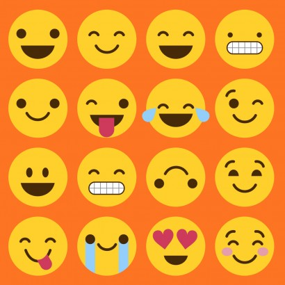 Happier Than Emojis Musical Birthday Card
