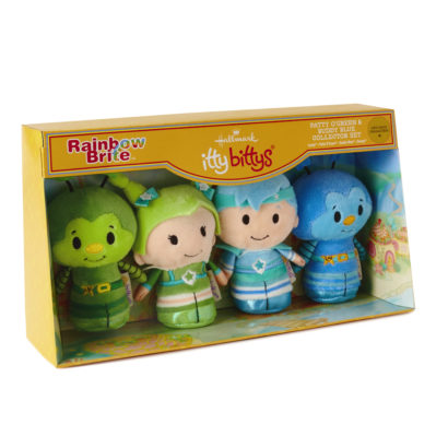 itty bittys® Rainbow Brite™ Collector Set