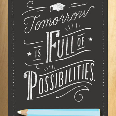 Hallmark Signature - Possibilities Graduation Card