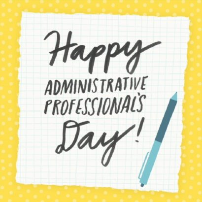 Administrative professionals day cards forteforic administrative professionals day cards m4hsunfo