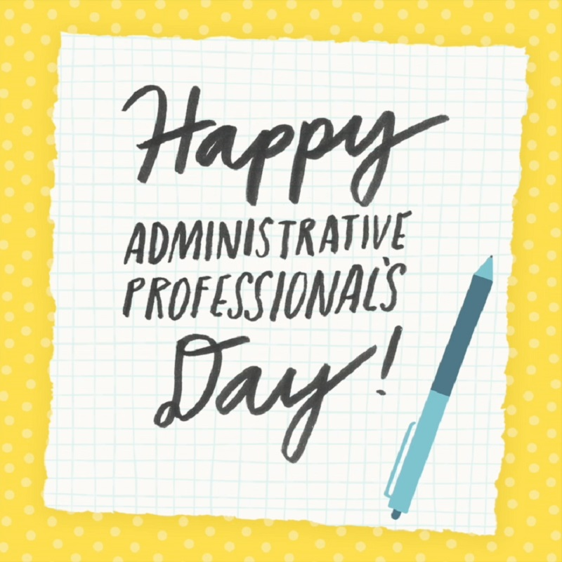 Administrative Professionals Day - Hallmark Corporate
