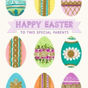 Grateful for You Easter Card for Parents