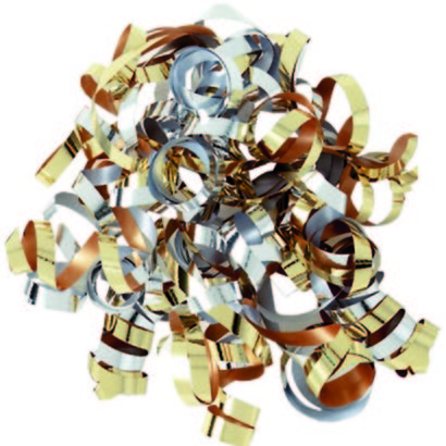 Hallmark Gift Wrap - 1994 Curl Cascade Ribbon