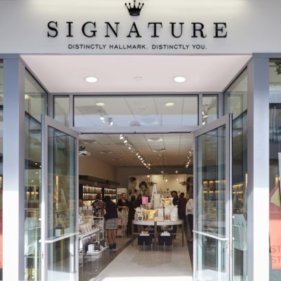 Hallmark Signature Store in Santa Monica Place