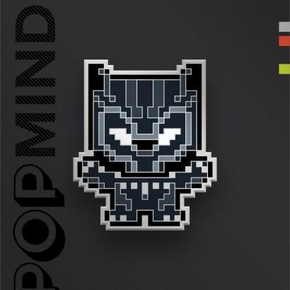Marvel Black Panther Enamel Pin