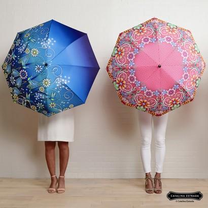 Catalina Estrada Umbrellas