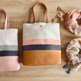 Mark and Hall Totes and Scarves