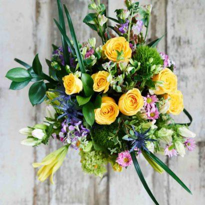 Hallmark Flowers - Blooming Bright Bouquet