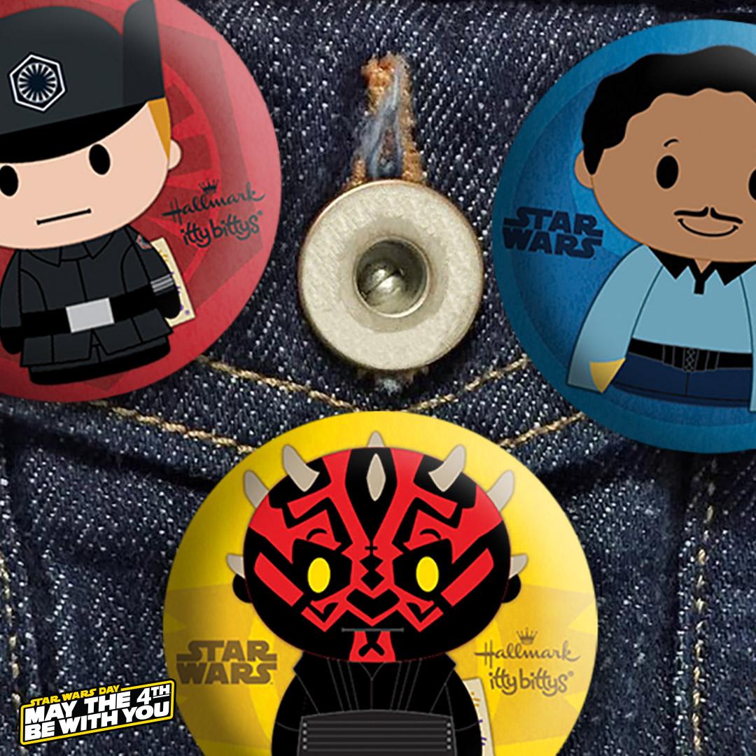 Star Wars Pins