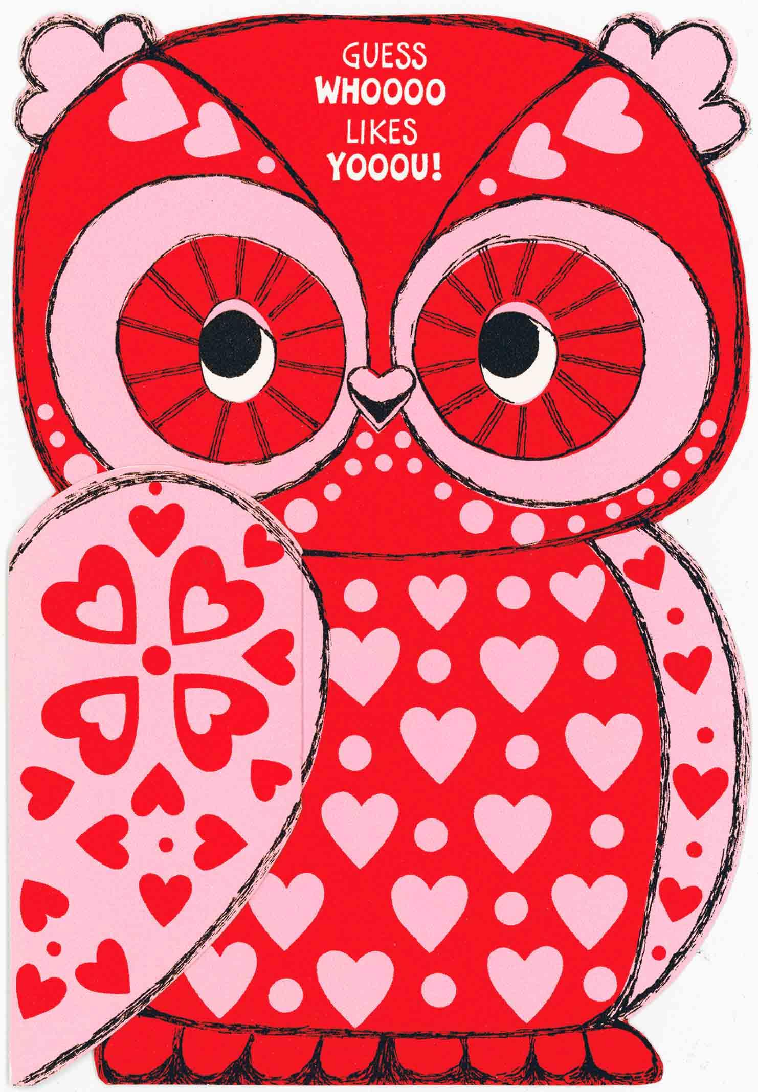 1977 Valentine's Day Card