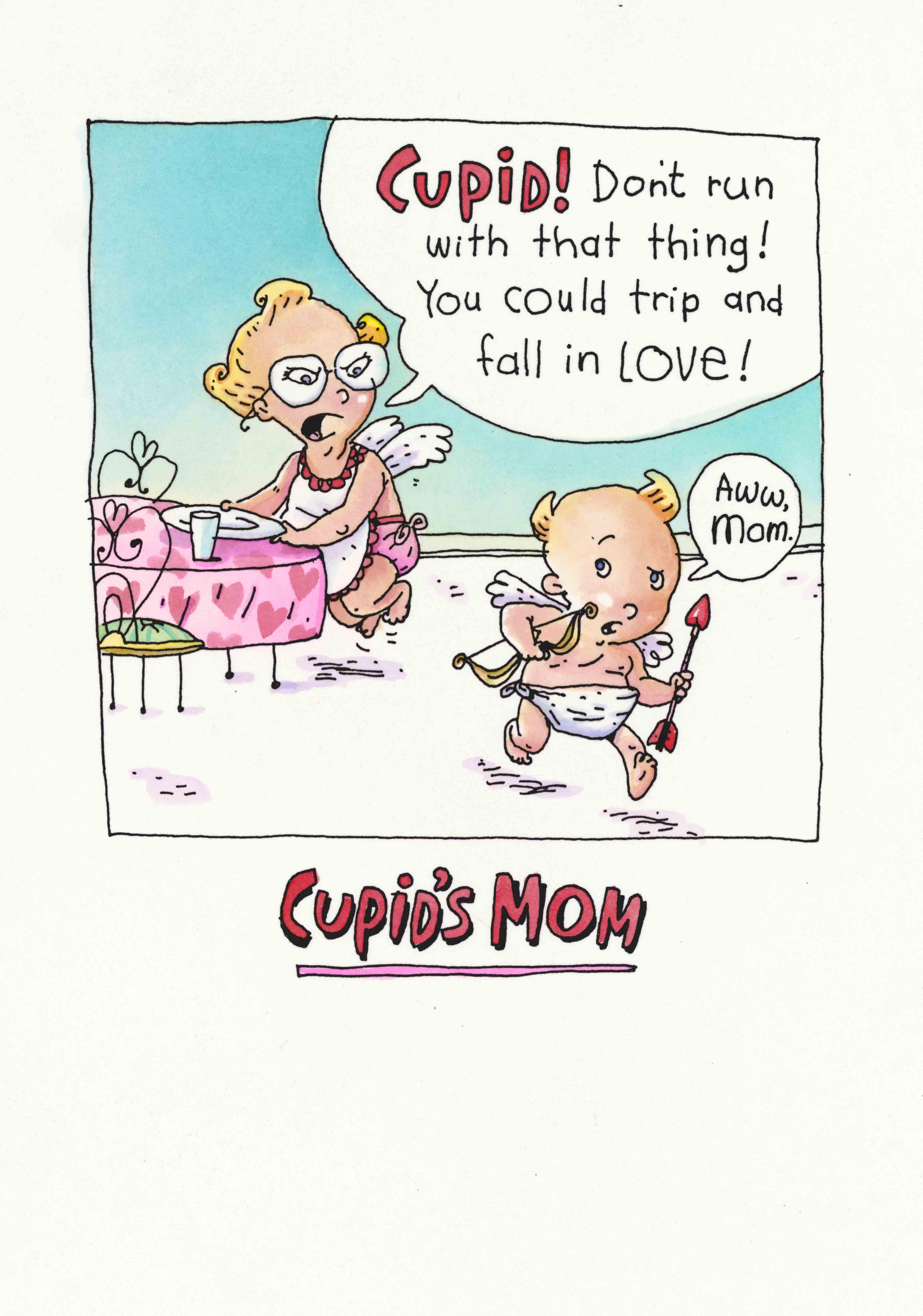1998 Valentine's Day Card