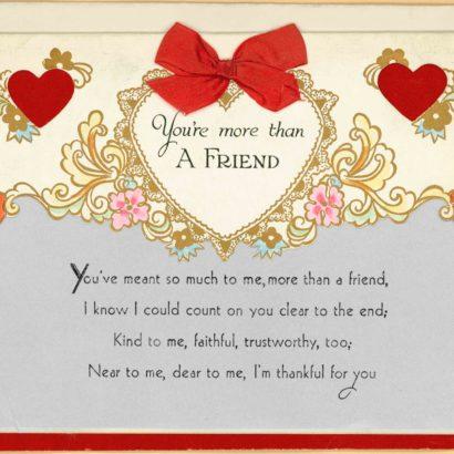 1931 Valentine's Day Card