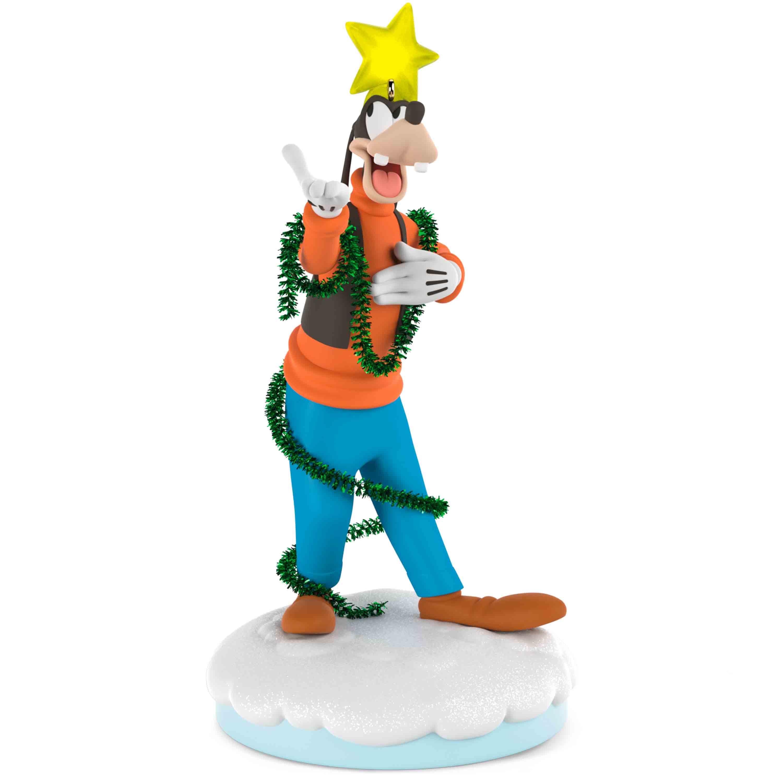 Disney – Gleeful Goofy Storyteller