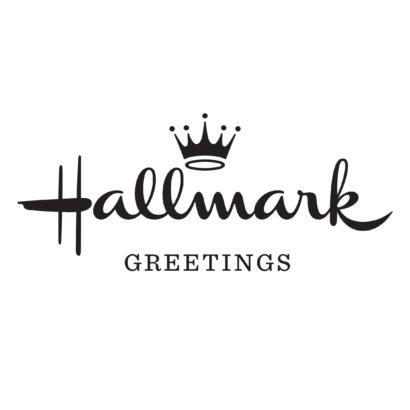 Hallmark Greetings Logo (black)
