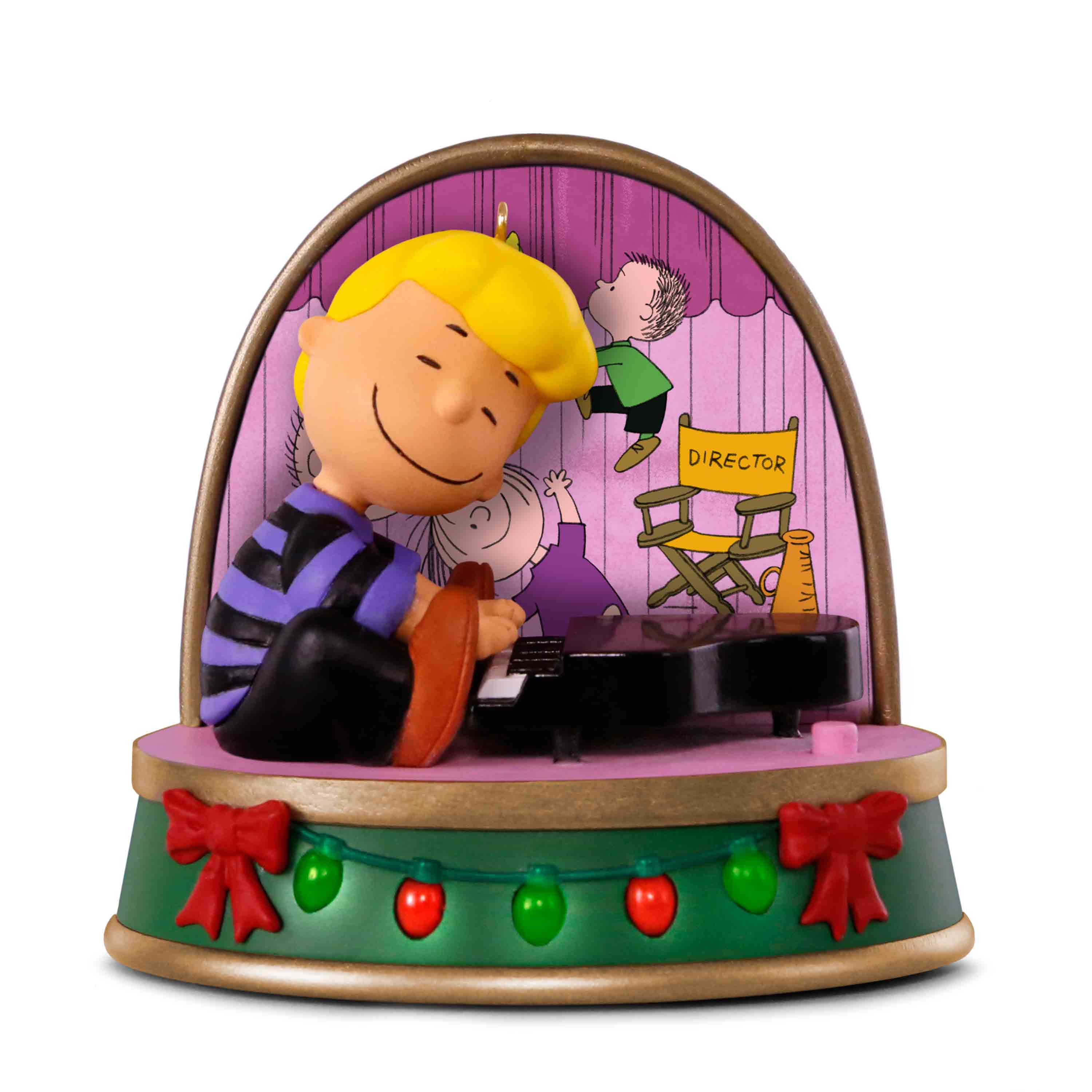 Peanuts® – Schroeder Ornament