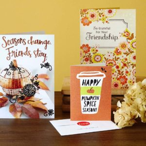 Fall Greeting Cards