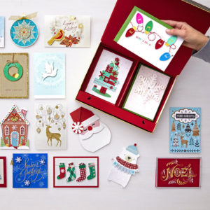 Holiday Card Assortment Box