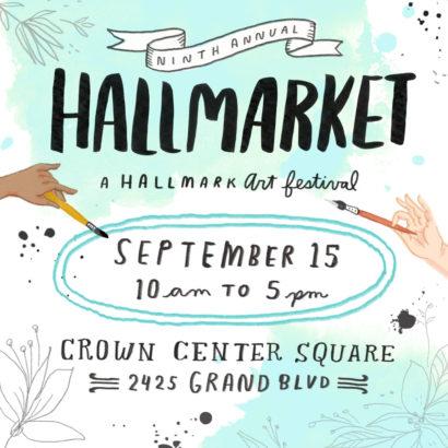 2018 Hallmarket Art Festival