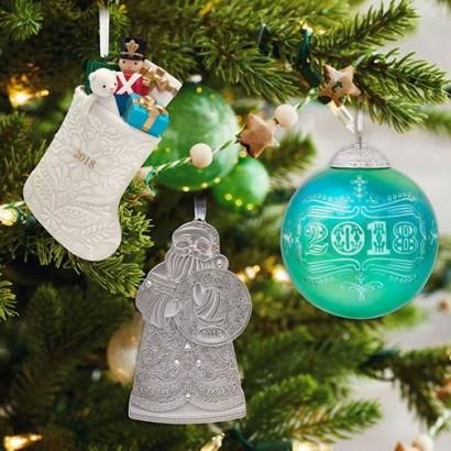 2018 Hallmark Keepsake Ornaments